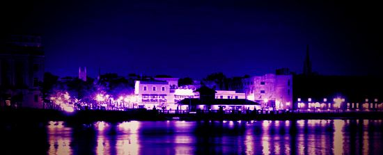Wilmington night