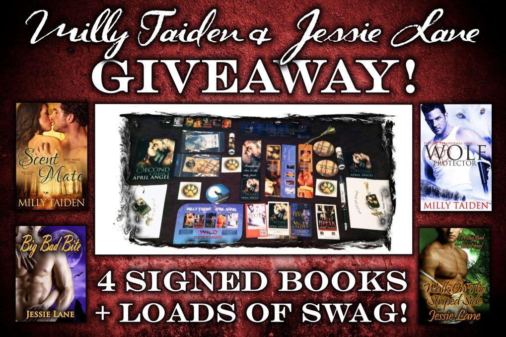 MT & JL Giveaway