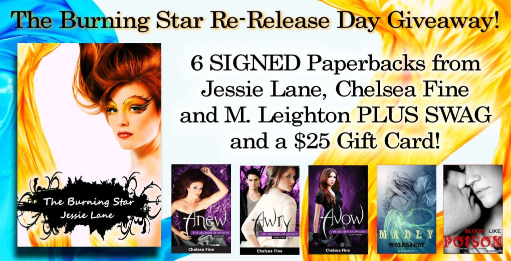 TBS Re-Release Blitz Giveaway