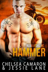 Hammer ebook cover