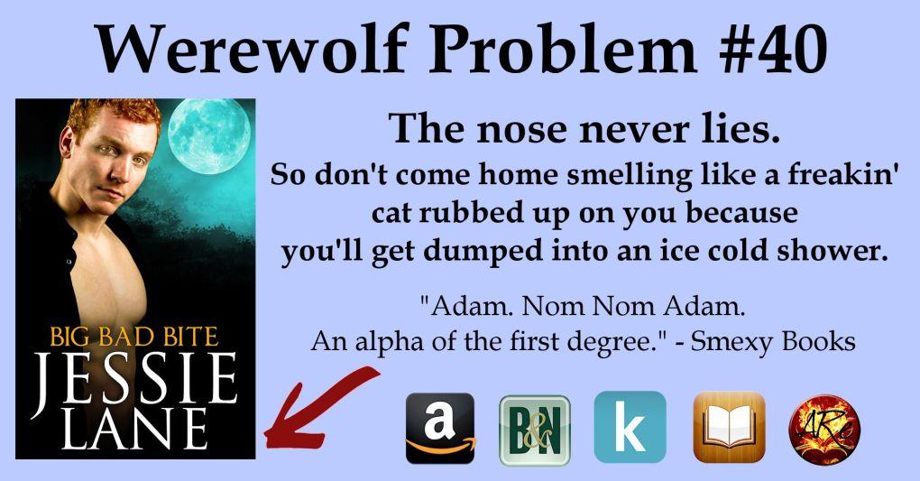 JL Werewolf Problem #40